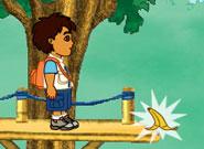 Приключения Диего в джунглях