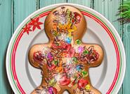 игра готовим имбирное печенье